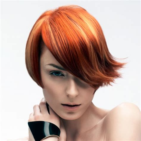 and copper hairstyles short hairstyles update your look this season short