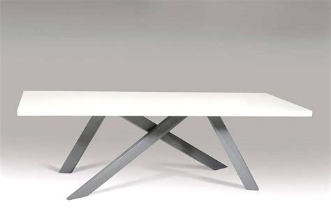 Crossed Leg Dining Table Dining Table Criss Crossed Legs Vg108 Modern Dining