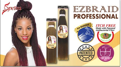 how to antibacterial fiber braiding hair straight i i oh yes ez braid professional spectra braid 20 quot 26 quot