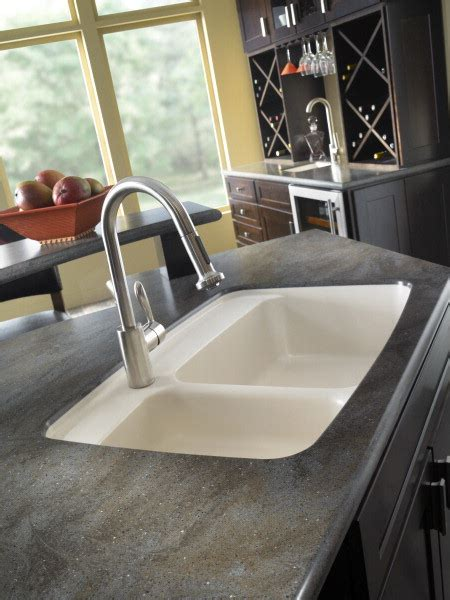 corian integral sink corian by dupont