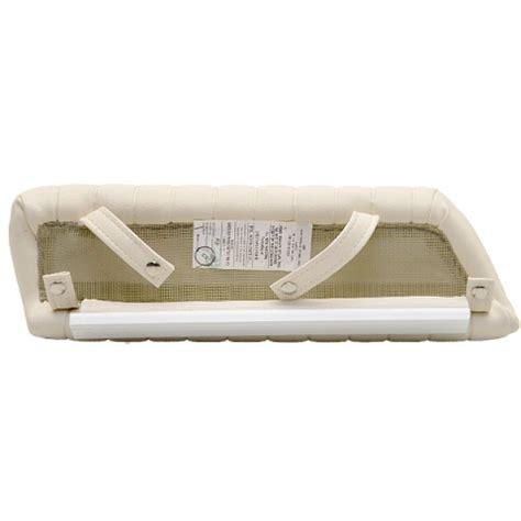 boat backrest cushions mako marine m204 stb aft 131377 cream 19 1 2 vinyl boat