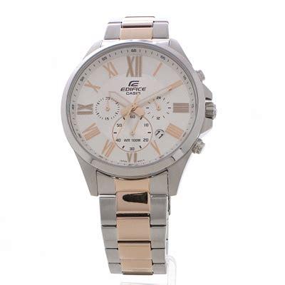 Casio Edifice Efv 500 Silver Chronograph All Stell mens casio edifice retrograde chrono chronograph efv 500sg 7avuef