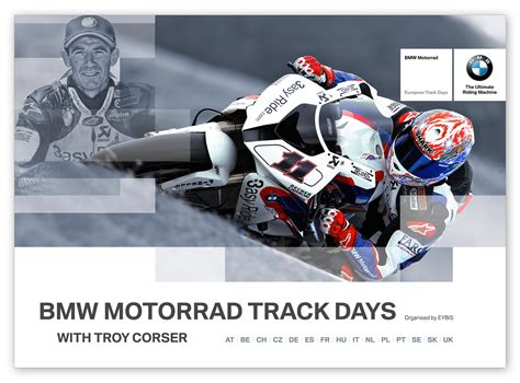 Bmw Motorrad Homepage by Bmw Motorrad And Eybis Join Forces