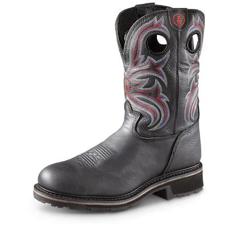 tony lama work boots tony lama 3r waterproof steel toe work boots 655416