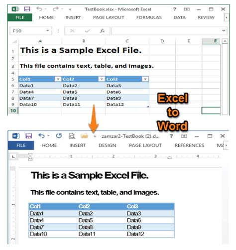 converter excel to word convert excel to word online free with these 4 websites