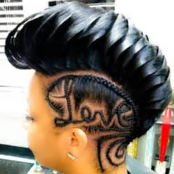 Mohawk Hairstyles For Women And Girls Over 40 » Ideas Home Design
