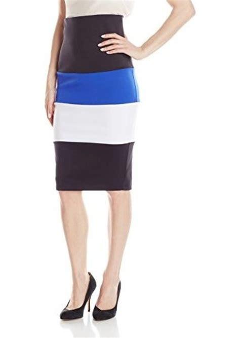 xoxo xoxo juniors color block pencil skirt skirts