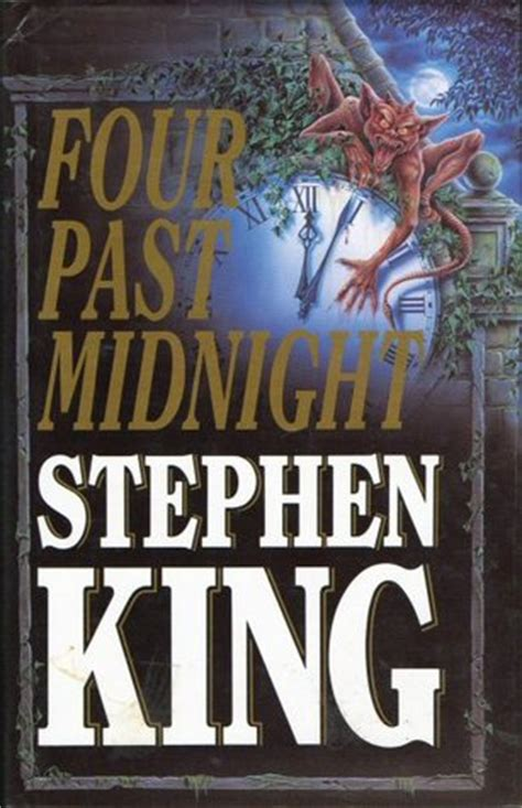 four past midnight 0340535261 four past midnight by stephen king reviews discussion bookclubs lists