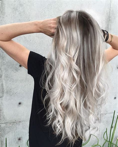 silver hair with blonde highlights bleached pictures of 17 best ideas about grey ash blonde on pinterest grey