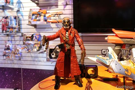 Hbj1412 Rocket Racoon With Swing Blaster guardians of the galaxy exclusive pics and