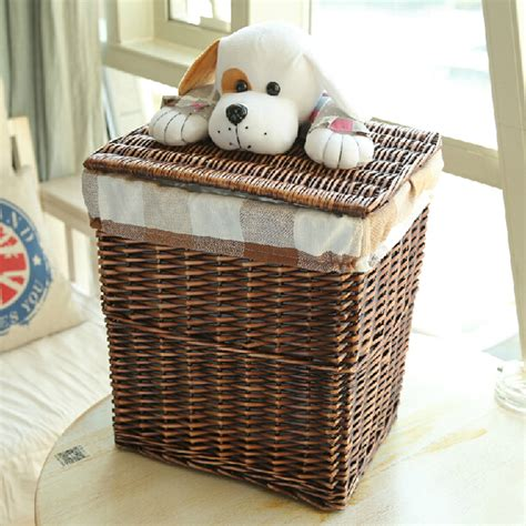 small laundry with lid small wicker laundry her with lid laundry