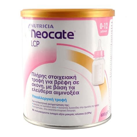 Neocate 400 Gr nutricia neocate lcp 400 gr dna pharmacy gr