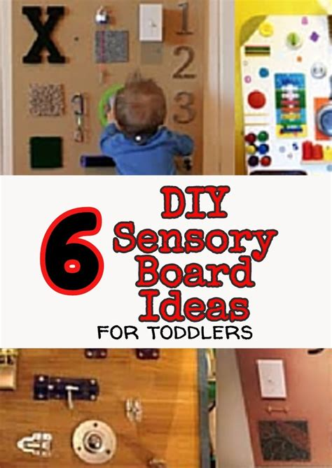 How To Organize Your Apartment by Sensory Boards Unique Diy Sensory Board Ideas For Toddlers