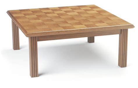 Bespoke Coffee Table Bespoke Coffee Table In Oak Makers Eye