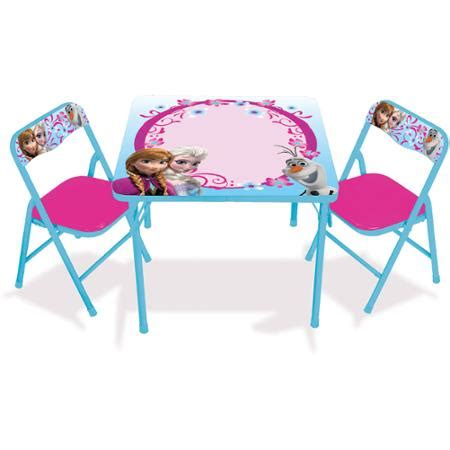 erasable table and chair set disney frozen erasable activity table set with 3 markers