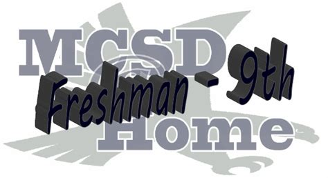 mcsd home 9th grade county schools