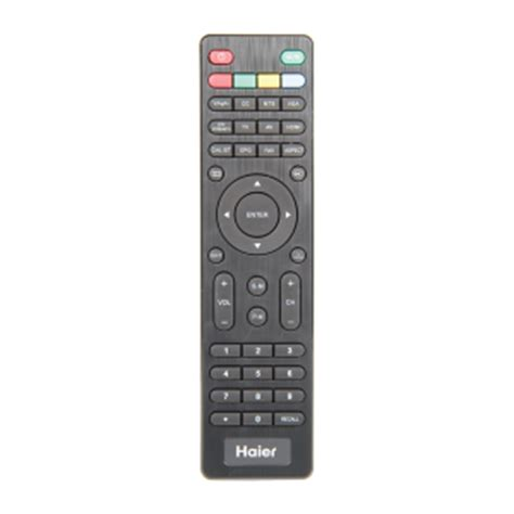 Lu Led Remote haier 32 quot class 31 5 quot diag led hdtv the best of