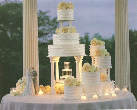 Tiered Wedding Cakes by Wedding Cakes The 530