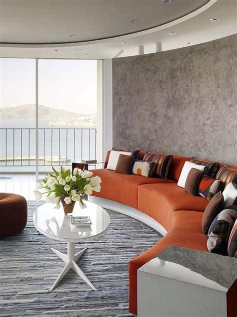 Circular Living Room Design by The Circular Living Room Design For The Modern Home Interior Design Ideas Avso Org
