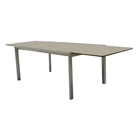 Plateau Pour Table 6022 by Table Themis 150 225x104 Chagne Capuccino