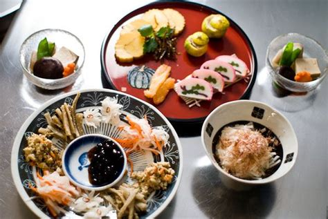 traditional new year food dishes osechi ryori traditional japanese new years meal