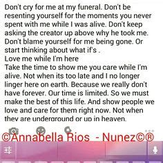 What Not To Dont Come Late by Don T Come To My Funeral To Show How Much You Cared About