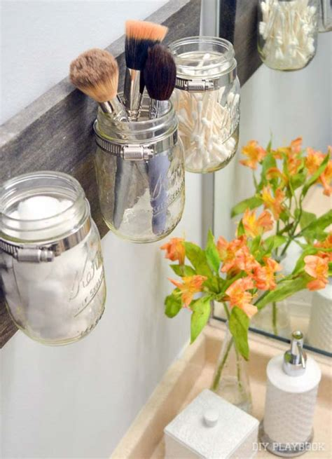 diy bathroom accessories fun diy bathroom decor projects