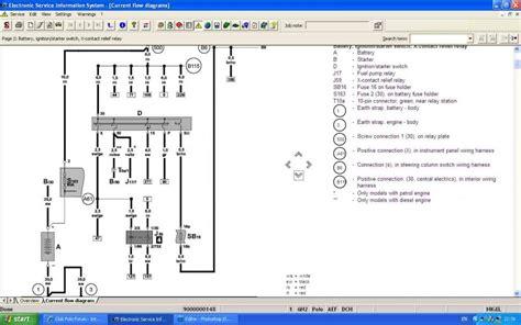 electric window relay vw polo