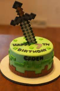 minecraft birthday cake fomanda gasa