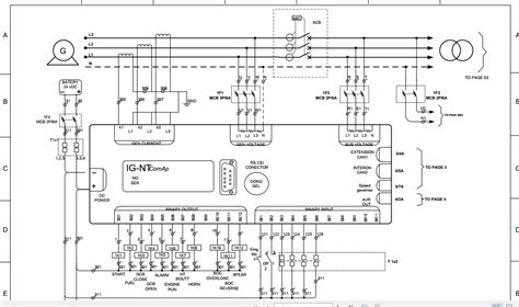 mv wiring diagram electrical schematic