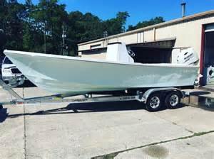 Custom Trailer Interior 2017 Sea Ox 21 Full Transom Center Console Sold