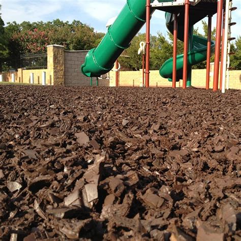 swing set rubber mulch playground rubber mulch totally swing sets