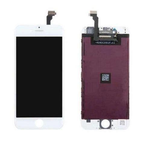 Lcd Iphone 6 Original ecran lcd iphone 6 blanc premium original lapommediscount