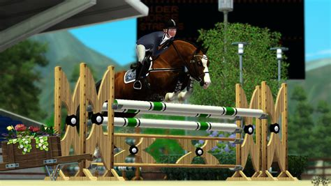 Jump Cc competition time spirit horses