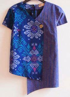 Mayora Ribbon Top Blouse Murah seragam inspirasi kebaya vani