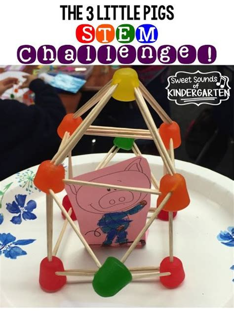 stem engineering houses for the three pigs with lego the 3 little pigs stem challenge stem pinterest a