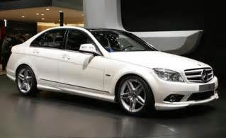 Mercedes C Class 2008 Car And Driver