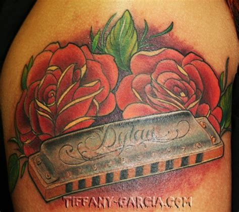 tiffany rose tattoo spellbound tattoos by garcia artist