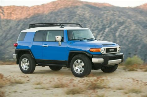 toyota cruiser 2007 2007 toyota fj cruiser pictures photos gallery