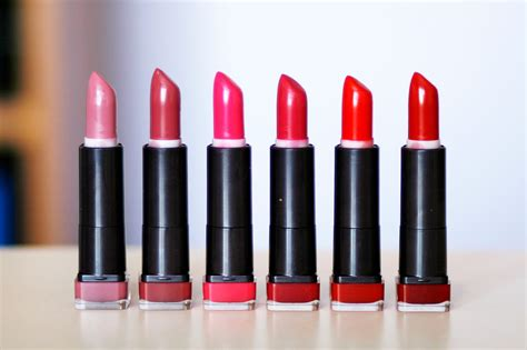 Lipstick Covergirl size covergirl lipperfection lipsticks in