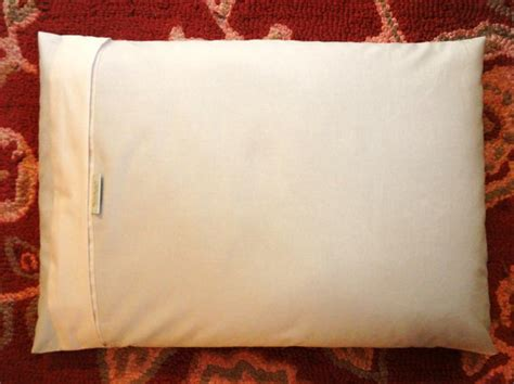 buckwheat pillows 20x26 organic cotton buckwheat hull pillow w 8lbs of buckwheat
