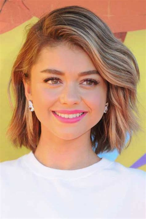 maintenance free styles for thick hair 20 short textured haircuts short hairstyles 2017 2018
