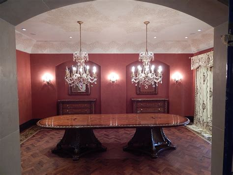high end dining room tables high end dining room table greenwich rhode island