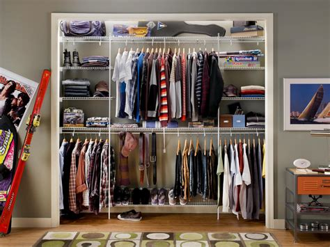 Clothes Closet Design Small Closet Organization Ideas Pictures Options Tips
