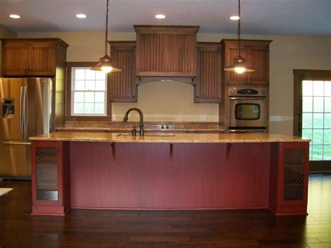 primitive kitchen cabinets hostetler builders