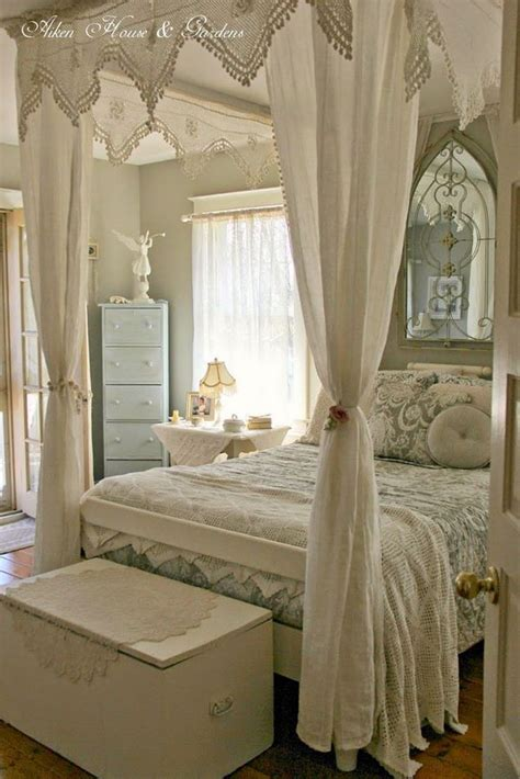 shabby chic bed 30 shabby chic bedroom ideas decor and furniture for