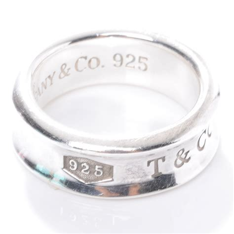 co sterling silver 1837 ring 6 45775