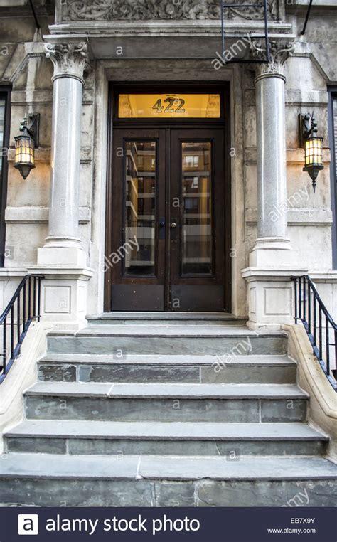 Door Nyc by Front Door Of An Apartment Building Sutton Place Midtown