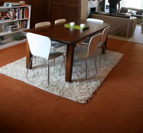 dining room rug size area rug size for dining room