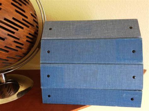Binder Denim Agenda Blue 1 20ring reserved for americanssetdec vintage denim three ring